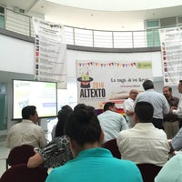 Photo taken at Edificio Administrativo y Financiero by Rodolfo R. on 5/25/2016