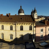 Photo taken at Hotel Rudolfo by Bohdan H. on 3/9/2015