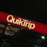 Photo taken at QuikTrip by Brian S. on 4/8/2017