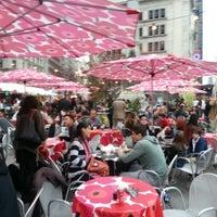 Photo taken at Mad. Sq. Eats by Jordan E. on 10/18/2012