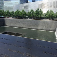 Photo taken at 9/11 Tribute Center by Monette B. on 6/12/2017