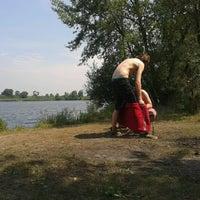 Photo taken at Czernica by Paweł B. on 7/28/2013
