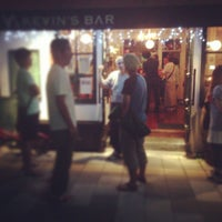 Photo taken at Kevin's Bar by WATARU A. on 8/28/2013