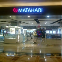 Photo taken at Matahari Department Store by Rahma P. on 10/5/2012
