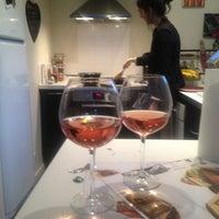 Photo taken at Cuisine chez Marie au Teich by Marie D. on 5/25/2013