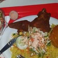 Photo taken at Chicken Capitol by abuSaDeeQ a. on 9/4/2014