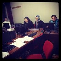 12/16/2013 tarihinde Hafize İ.ziyaretçi tarafından Eksen Dil Okulu'de çekilen fotoğraf