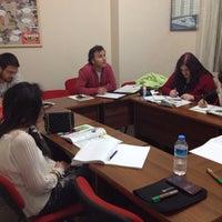 4/9/2014 tarihinde Hafize İ.ziyaretçi tarafından Eksen Dil Okulu'de çekilen fotoğraf