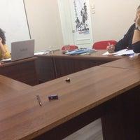 10/13/2014 tarihinde Hafize İ.ziyaretçi tarafından Eksen Dil Okulu'de çekilen fotoğraf