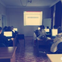 11/22/2014 tarihinde Hafize İ.ziyaretçi tarafından Eksen Dil Okulu'de çekilen fotoğraf