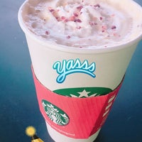 Photo taken at Starbucks by Aya A. on 12/30/2017