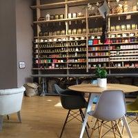 Photo taken at La Bohème Café by Jan J. on 6/24/2014