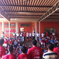 Photo taken at Escola Municipal do Kennedy by Beto R. on 5/16/2013
