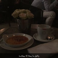 Photo taken at Le Café by Just Mona on 9/11/2016