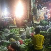 Photo taken at Pasar Induk Kramat Jati by Indra S. on 6/30/2015