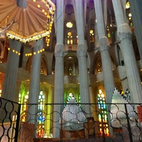 Foto tomada en Templo Expiatorio de la Sagrada Familia por Suellen C. el 7/18/2013