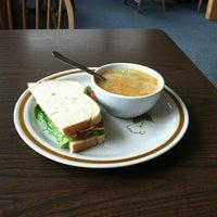 Photo taken at Java Joe's Cafe by Steve C. on 6/18/2013