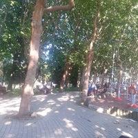 Photo taken at Doğancılar Parkı by Yağmur Ç. on 7/7/2013