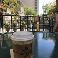 Photo taken at Two Embarcadero Center by Ed D. on 7/31/2017