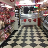 Photo taken at Carousel Candies by Ed D. on 2/2/2017