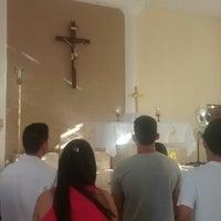 Photo taken at Capela São Pedro Julião Eymard by Rafael A. on 7/26/2014