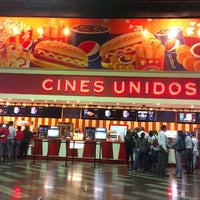 Photo taken at Cines Unidos by Jean M. on 5/17/2013