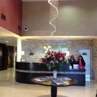 Photo taken at Holiday Inn Orangeburg-Rockland/Bergen Co by Bunyad K. on 9/16/2014