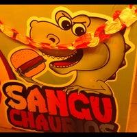 Photo taken at Sanguchaurios by Jesus A. on 8/1/2013