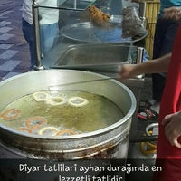 Photo taken at Diyar Dondurma Ve Tatlı by BERFAN B. on 6/15/2016