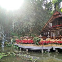 Photo taken at Krisdadoi Resort Chiang Mai by Andrian T. on 12/29/2016