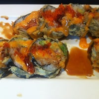 Photo taken at Cherry Sushi by Katie M. on 11/2/2012