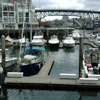 Photo taken at Aquabus Hornby St. Dock by Renata R. on 3/31/2017