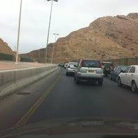 Photo taken at Qurum Darsait Bridge by Khalid A. on 7/28/2013