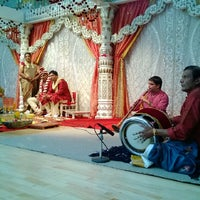 Photo taken at Shri Shiva Vishnu Temple by Aniruddha D. on 11/23/2013