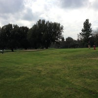 Photo taken at Ancil Hoffman Golf Course by Grant G. on 3/3/2013