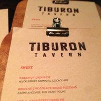 Photo taken at Tiburon Tavern by Grant G. on 1/6/2013