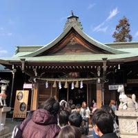 Photo taken at 三光稲荷神社 by はるふ(ha1f) on 3/11/2018