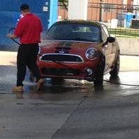 Photo taken at Vintage Car Wash by M G. on 4/27/2013