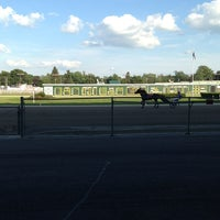 Photo taken at Batavia Downs Gaming & Racetrack by Jim R. on 8/17/2013