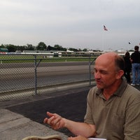 Photo taken at Batavia Downs Gaming & Racetrack by Jim R. on 7/22/2013