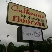 Photo taken at Calhoun's Mohawk Floorz by Ethan A. on 5/23/2013