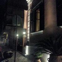 Photo taken at Bella Venezia Hotel Corfu by Marco V. on 9/25/2012