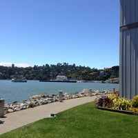 Photo taken at Tiburon Railroad & Ferry Depot Museum by Ray E. on 7/14/2013