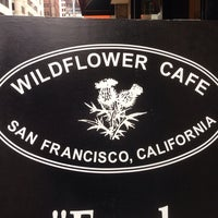 Photo taken at Wildflower Cafe by Ray E. on 9/30/2013