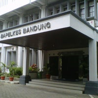 Photo taken at Bapelkes Bandung by Elburouj . on 7/10/2013