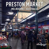 Photo taken at Preston Market by sue_dyosa on 5/18/2013