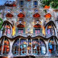 7/14/2013에 BarcelonaCitizen님이 Casa Batlló에서 찍은 사진