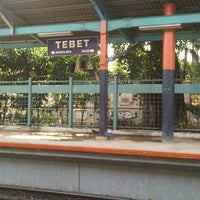 Photo taken at St. Tebet by Irene D. on 5/28/2013