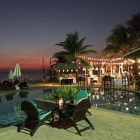 Photo taken at Mukdara Beach Villa And Spa Resort by Alex K. on 4/4/2016
