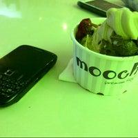 Photo taken at Moochie by Khiyarun Nisa on 1/19/2013